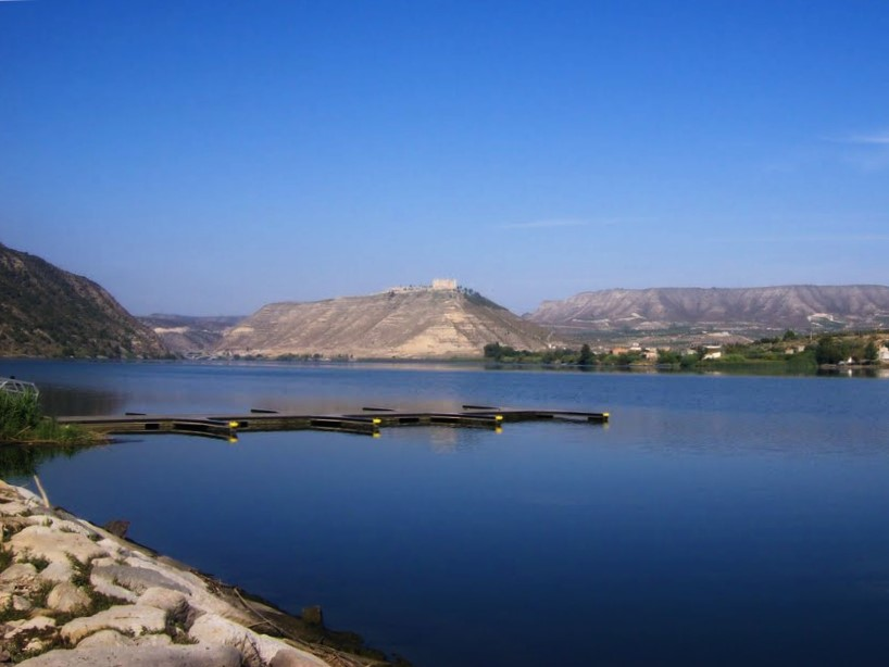 Mar de Aragón en Mequinenza