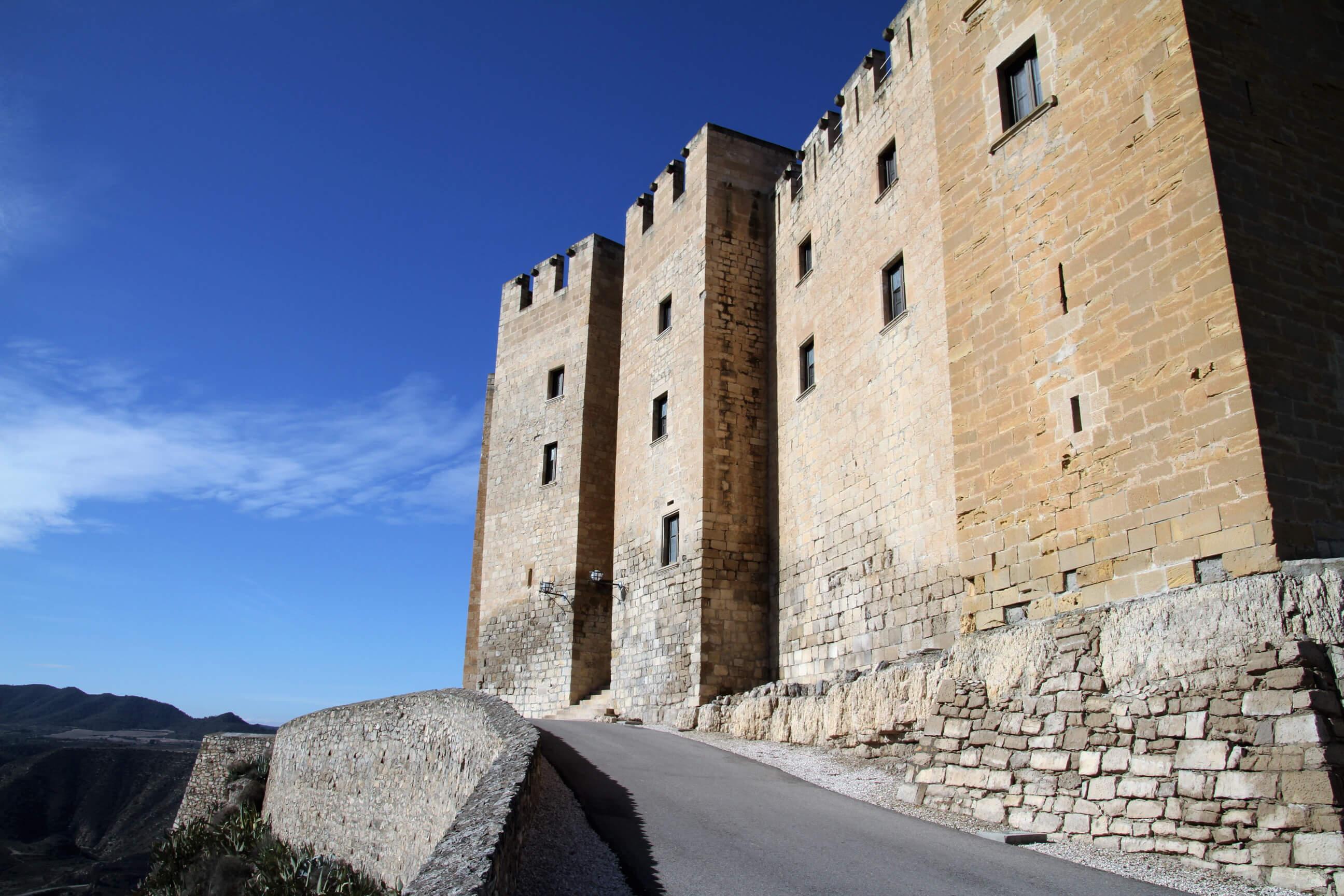 Castillo Mequinenza